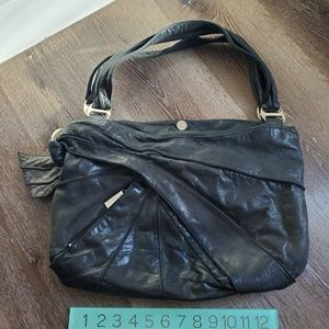 Kooba | Black Leather Hobo Purse